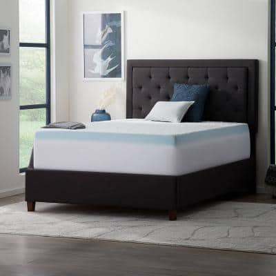 Polyester Queen Fitted Topper andMattress Cover