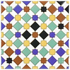 Sevillano Giralda 8 in. x 8 in. Ceramic Wall Tile (11.3 sq. ft. / Case)