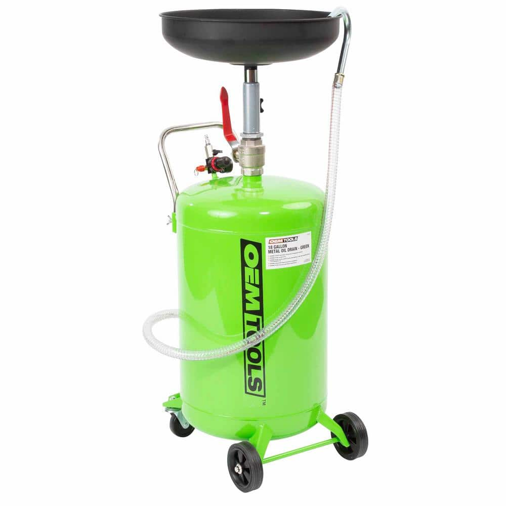 OEMTOOLS 87017 2.8 Quart Low Profile Oil Drain Pan