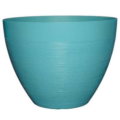 Decatur 22 in. Haze Resin Planter Pot
