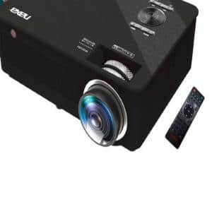 1920 x 1080 Resolution Home Theater LCD Projector Combo with 9000 Lumens