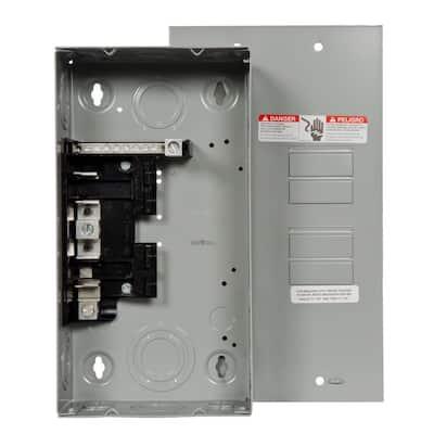 EQ 125 Amp 4-Space 8-Circuit Main Lug Indoor Load Center