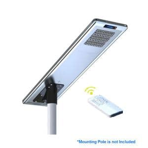 40-Watt 6400-Lumen Integrated LED Gray Motion Activated Outdoor Commercial Residential Parking Path Walkway Area Light