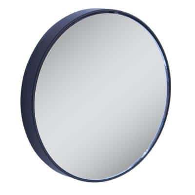 15X Magnification Spot Makeup Mirror in Black
