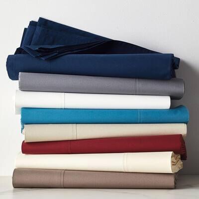 400-Thread Count Supima Cotton Percale Sham
