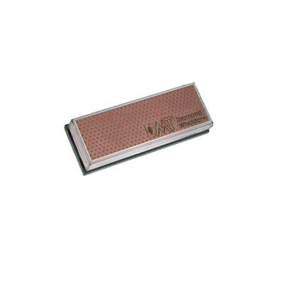 6 in. Diamond Whetstone Sharpener in Plastic Case with Fine Diamond Sharpening Surface