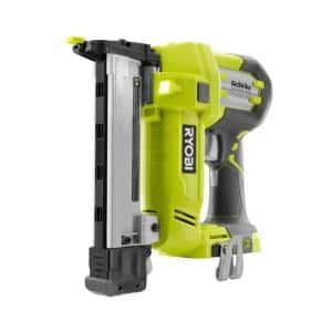 ONE+ 18V Lithium-Ion AirStrike 18-Gauge Cordless Narrow Crown Stapler with Sample Staples (Tool Only)