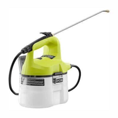 ONE+ 18-Volt Lithium-Ion Cordless Chemical Sprayer 1-Gal. - Battery and Charger Not Included