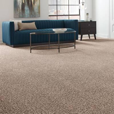 Collinger I- Color Oxford Texture Beige Carpet