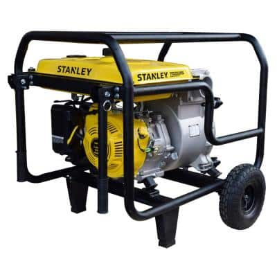 13 HP Non-Submersible 3 in. Trash Water Pump