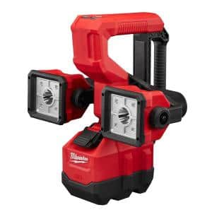 M18 18-Volt Lithium-Ion Cordless Utility Bucket LED Work Light (Tool-Only)