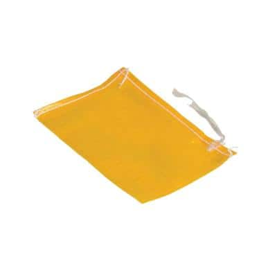 12 in. Yellow Polypropylene Parts/Sand Bag