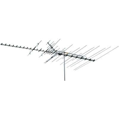 65-Mile Range Indoor/Outdoor HDTV Antenna