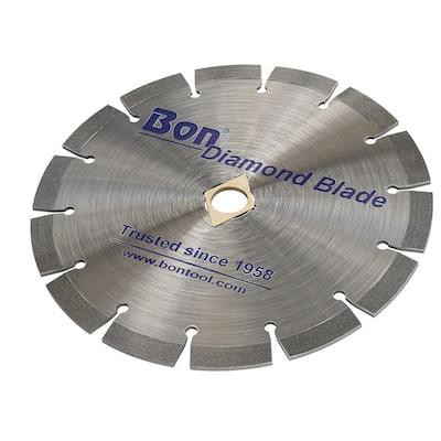 7 in. x 0.095 in. Laser Welded Diamond Blade