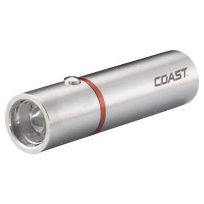 A15 330 Lumen Stainless Steel LED Flashlight