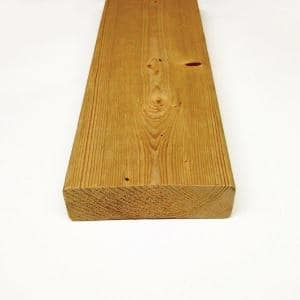 2 in. x 6 in. x 16 ft. #2 and Better Prime Doug Fir Lumber