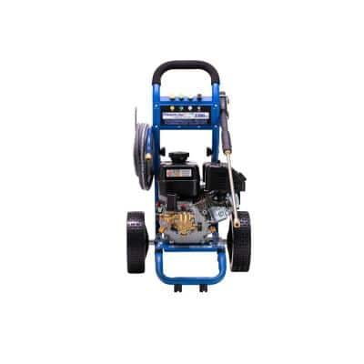 Dirt Laser 3200 PSI 2.5 GPM Cold Water Gas Pressure Washer with Kohler SH265 Engine