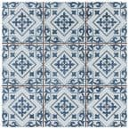 Harmonia Atlantic Cobalt Blue 13 in.x13 in. Ceramic Floor and Wall Tile (12.19 sq. ft. /Case)