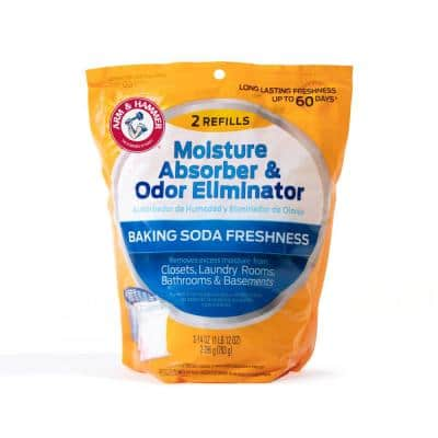 14 oz. Moisture Absorber and Odor Eliminator Refill (2-Pack)