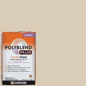 Polyblend Plus #10 Antique White 25 lb. Sanded Grout