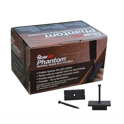 Phantom Universal Hidden Deck Fastener Box