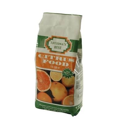 5 lb. Citrus Food