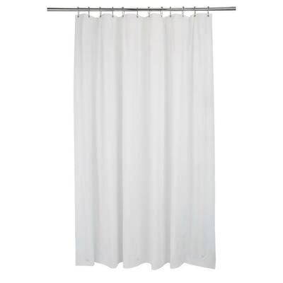 70 in. x 84 in. Shower Liner Xt-L White
