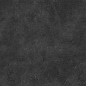 3 in. x 5 in. Laminate Sheet Sample in Black Alicante with Premium Textured Gloss Finish