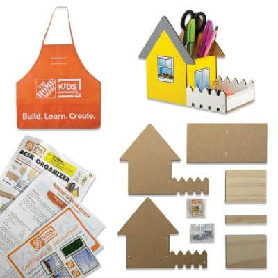 Desk Organizer Kit Pack
