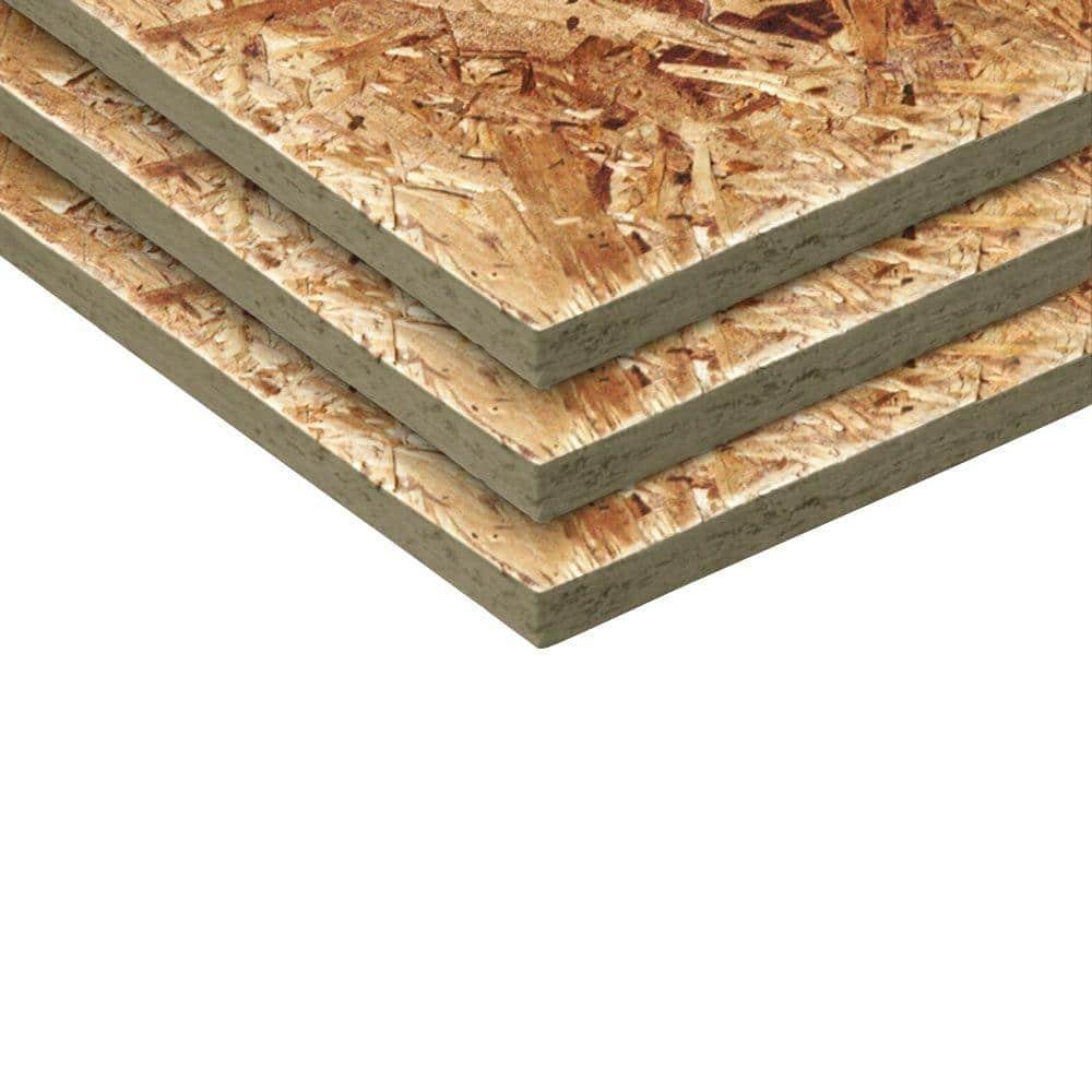 4 Ft X 8 Aspen Osb Sheathing Board