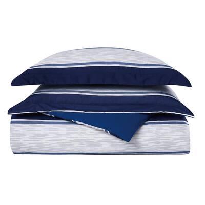 Watkins Stripe Comforter Set