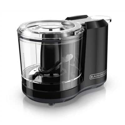 1.5-Cup 1-Touch Electric Food Chopper