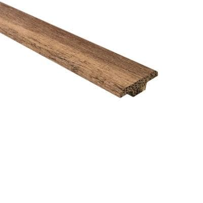 Strand Woven Bamboo Hillside 0.362 in. T x 1.25 in W x 72 in. L Bamboo T Molding