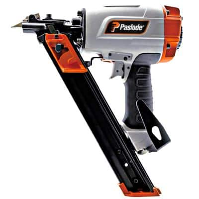 Pneumatic 30 F150S-PP 1.5 in Positive Placement Metal Connector Air Tool Framing Nailer