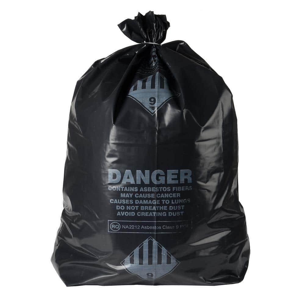 27++ 6mm asbestos bags