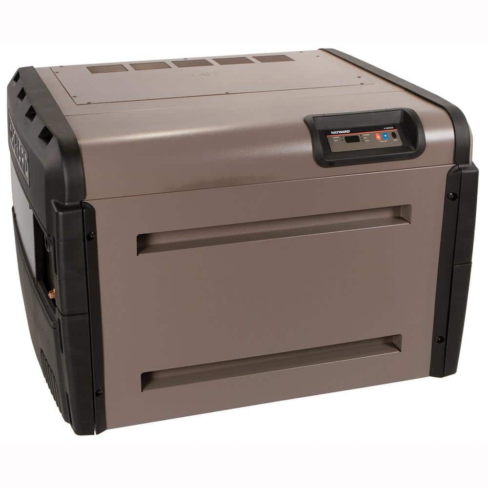 Hayward Universal H Series 250 000 Btu Natural Gas Pool Heater W3h250fdn The Home Depot