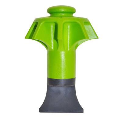 Disposal Genie Garbage Disposal Strainer in Green