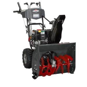 26 in. 208 cc Dual-Stage Electric Start Gas Snowthrower