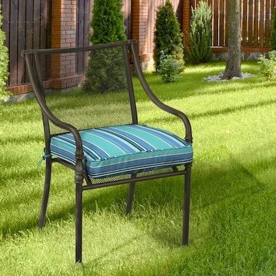Oak Cliff 20 x 20 Sunbrella Dolce Oasis Outdoor Chair Cushion (2-Pack)