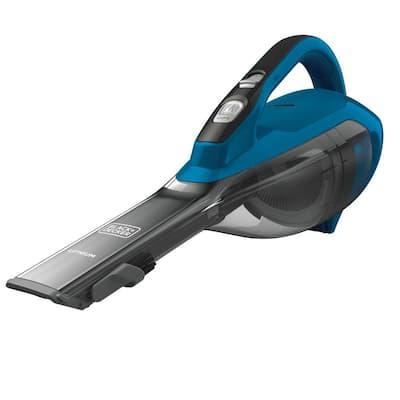 dustbuster 10.8-Volt Cordless 2.1 Cup Handheld Vacuum (Deep Ocean Blue)