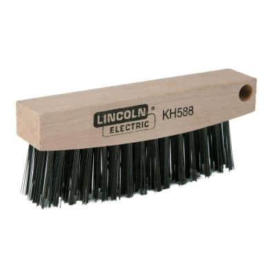 2 x 4.75 in. Carbon-Wire Brush
