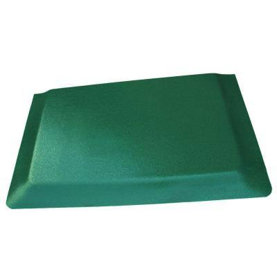 Rhino Hide Double Sponge Green 24 in. x 36 in. Anti-Fatigue Mat