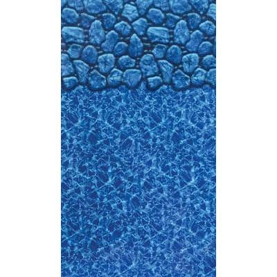 Pebble Springs Heavy-Duty 18 ft. Round Pool Liner from the Makers of Doughboy