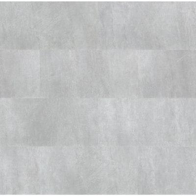 Concrete Park 12 in. W x 24 in. L Rigid Core Click Lock Luxury Vinyl Tile Flooring (66 cases/1278.42 sq. ft./pallet)