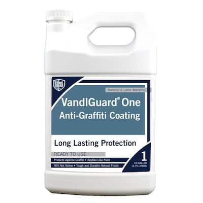 VandlSystem 1 gal. VandlGuard One Non-Sacrificial Anti-Graffiti Coating