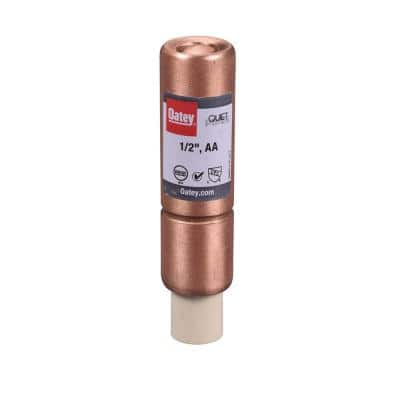 Quiet Pipes 1/2 in. CPVC Male Straight AA Hammer Arrestor