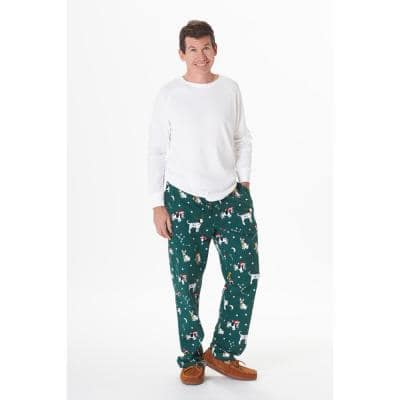 Family Flannel Company Cotton™ Men's Pajama Set in Holiday Dog