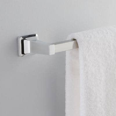 Futura 24 in. Towel Bar in Chrome