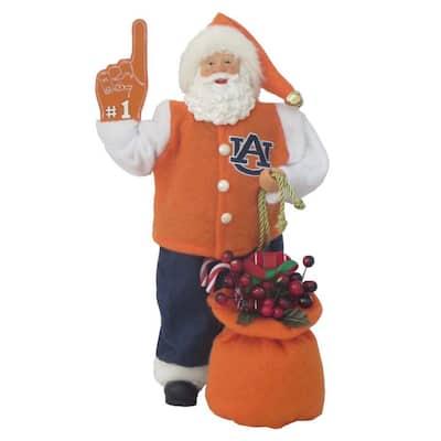 12 in. Auburn #1 Santa
