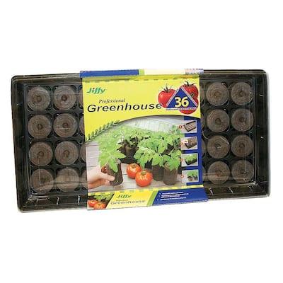 Tomato Starter Greenhouse